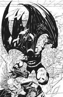 Batman: Black & White #4