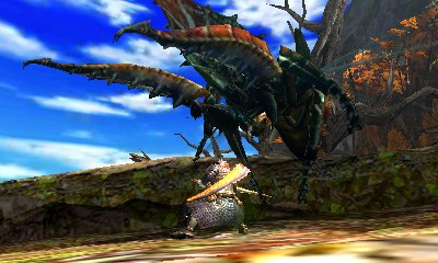 Mroźne screeny z Monster Hunter 4 #9
