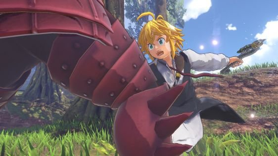 The Seven Deadly Sins: Knights of Britannia - Bandai Namco zapowiada nową grę! #8