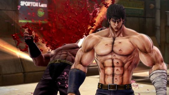Fist of the North Star: Lost Paradise pojawi się w Europie #5
