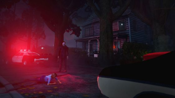 Dead by Daylight. Do gry trafi legendarny Michael Myers z filmowego Halloween #3