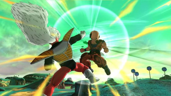 Tłusta galeria z Dragon Ball Z Battle of Z #21