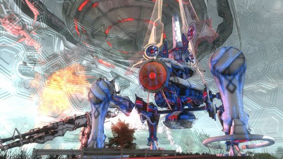 Sporych rozmiarów galeria z Earth Defense Force 4.1: The Shadow of New Despair #22