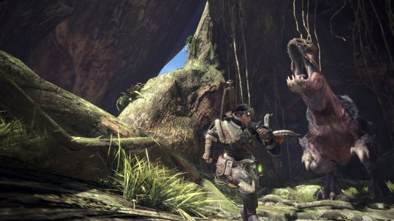 Monster Hunter World trafi na PlayStation 4 #5