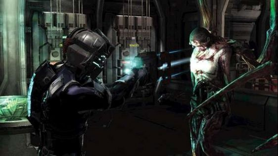 Nowe screeny z Dead Space 2 #4