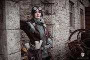 Frostpunk The Last Autumn prezentowany na ładnym cosplayu i gameplayu | Frostpunka The Last Autumn - Cosplay 2 #2