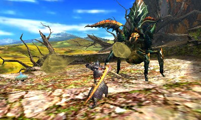 Mroźne screeny z Monster Hunter 4 #12
