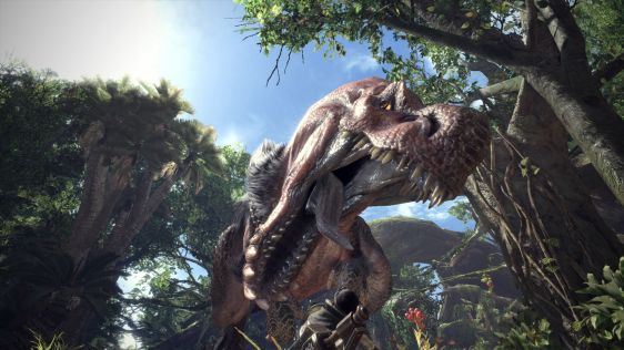 Monster Hunter World trafi na PlayStation 4 #3