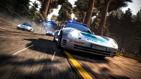Need for Speed: Hot Pursuit Remastered #4