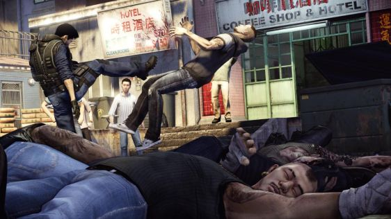 Sleeping Dogs Definitive Edition oficjalnie! #2