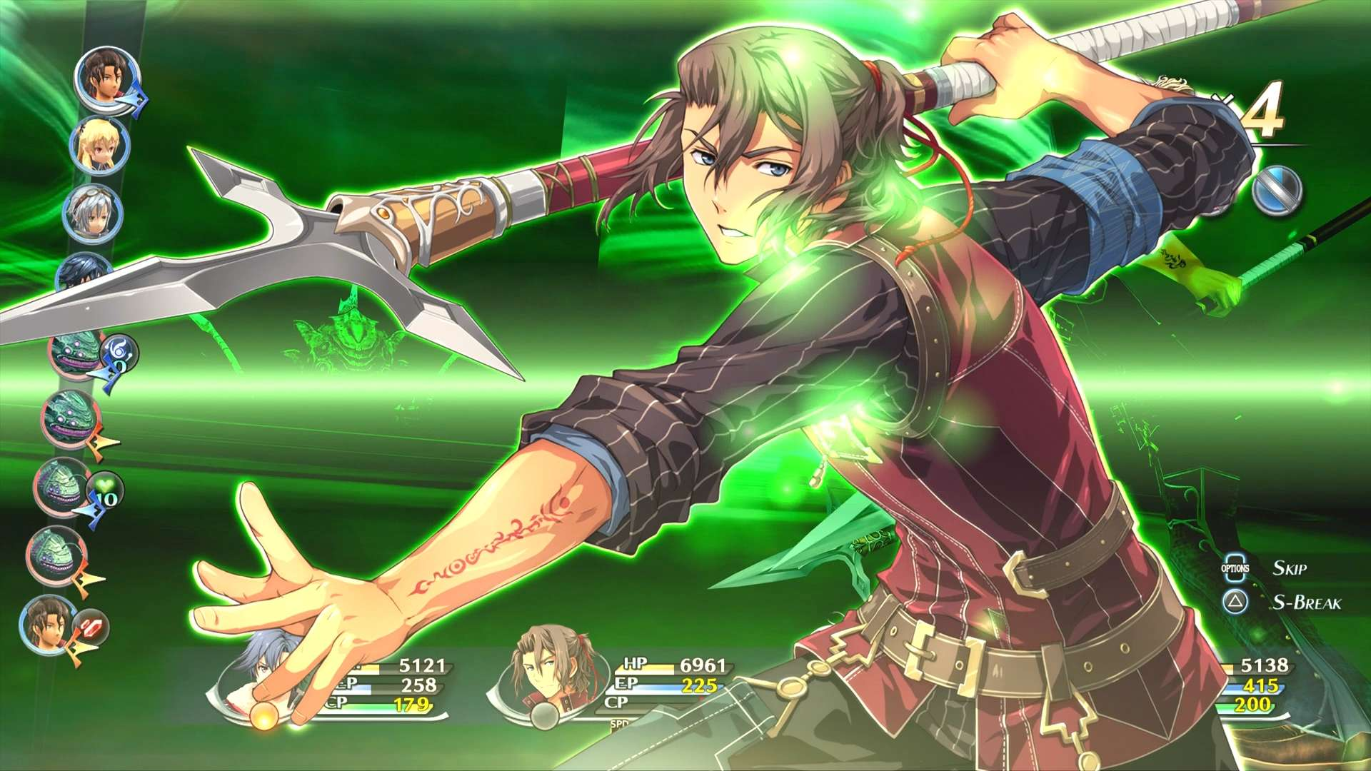 Znamy datę premiery The Legend of Heroes: Trails of Cold Steel 2 #5