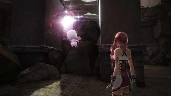 PPE EXCLUSIVE: Final Fantasy XIII-2, cz. 1 #7