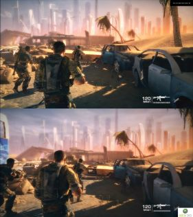 Demo Spec Ops: The Line. PS3 vs. X360. Fight! #9
