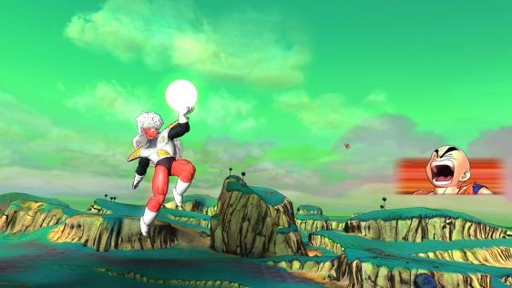 Tłusta galeria z Dragon Ball Z Battle of Z #20