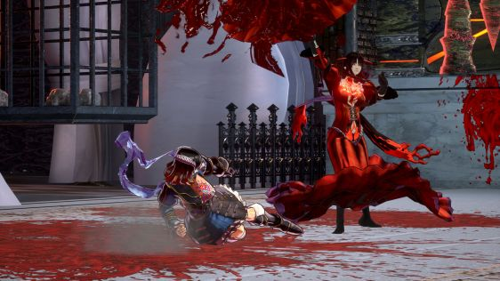 Bloodstained: Ritual of the Night na nowych nagraniach i galerii #13