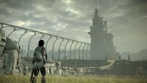 Shadow of the Colossus Remake. Przepiękny zwiastun i screeny i data premiery! #9