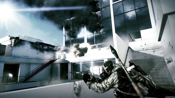 Garść screenshotów z Battlefield 3: Close Quarters #6