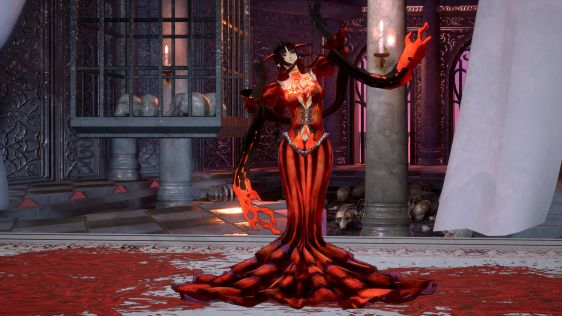 Bloodstained: Ritual of the Night na nowych nagraniach i galerii #10