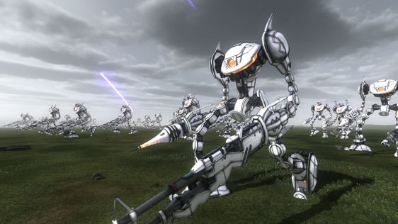 Sporych rozmiarów galeria z Earth Defense Force 4.1: The Shadow of New Despair #46