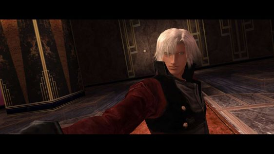 Devil May Cry HD Collection - kilka nowych zrzutów #3
