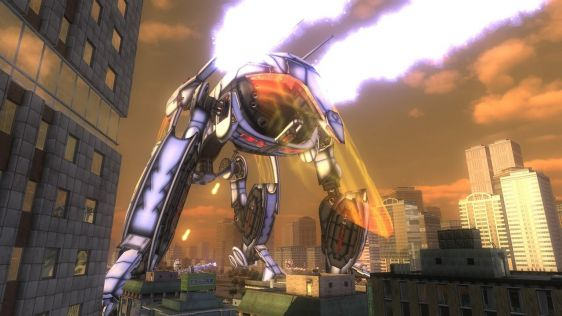 Sporych rozmiarów galeria z Earth Defense Force 4.1: The Shadow of New Despair #54