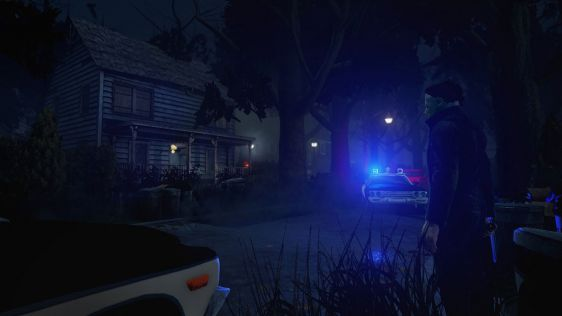 Dead by Daylight. Do gry trafi legendarny Michael Myers z filmowego Halloween #1