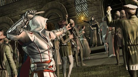 Czas na drugi dodatek do Assassin's Creed II #1