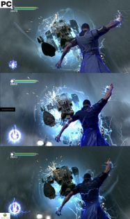Star Wars: The Force Unleased II. PC vs PS3 vs X360. Fight!