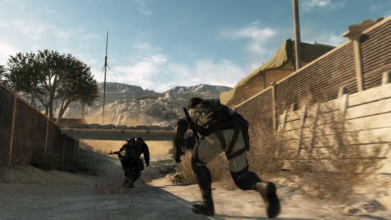 Świetne screenshoty z Metal Gear Online 3 #1