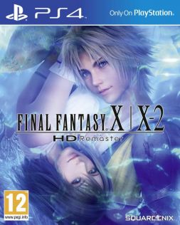 Final Fantasy X | X-2 HD Remaster oficjalnie na PlayStation 4 #1