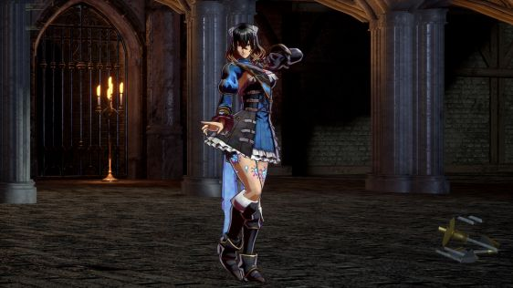 Bloodstained: Ritual of the Night na nowych nagraniach i galerii #1