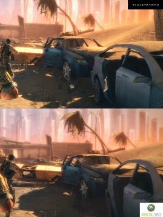 Demo Spec Ops: The Line. PS3 vs. X360. Fight! #17