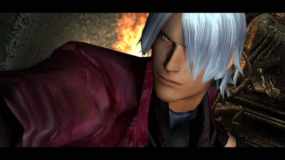 Devil May Cry HD Collection przypomina o sobie zrzutami w 1080p #2
