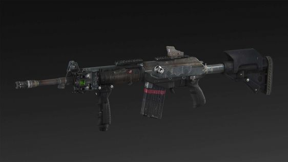 Sniper: Ghost Warrior 3 - Galeforce Long   Collimator