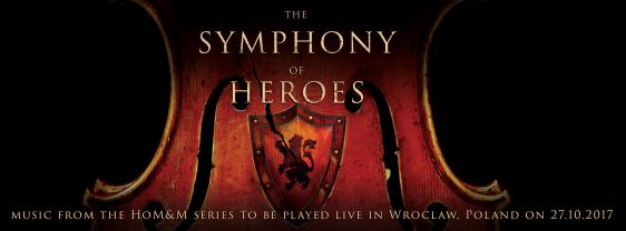 The Symphony of Heroes. Szczegóły koncertu muzyki z serii Heroes of Might and Magic #2