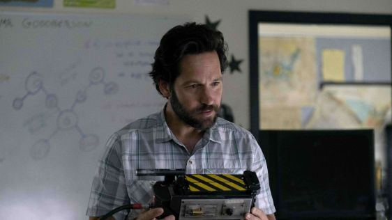 Ghostbusters: Afterlife - Paul Rudd