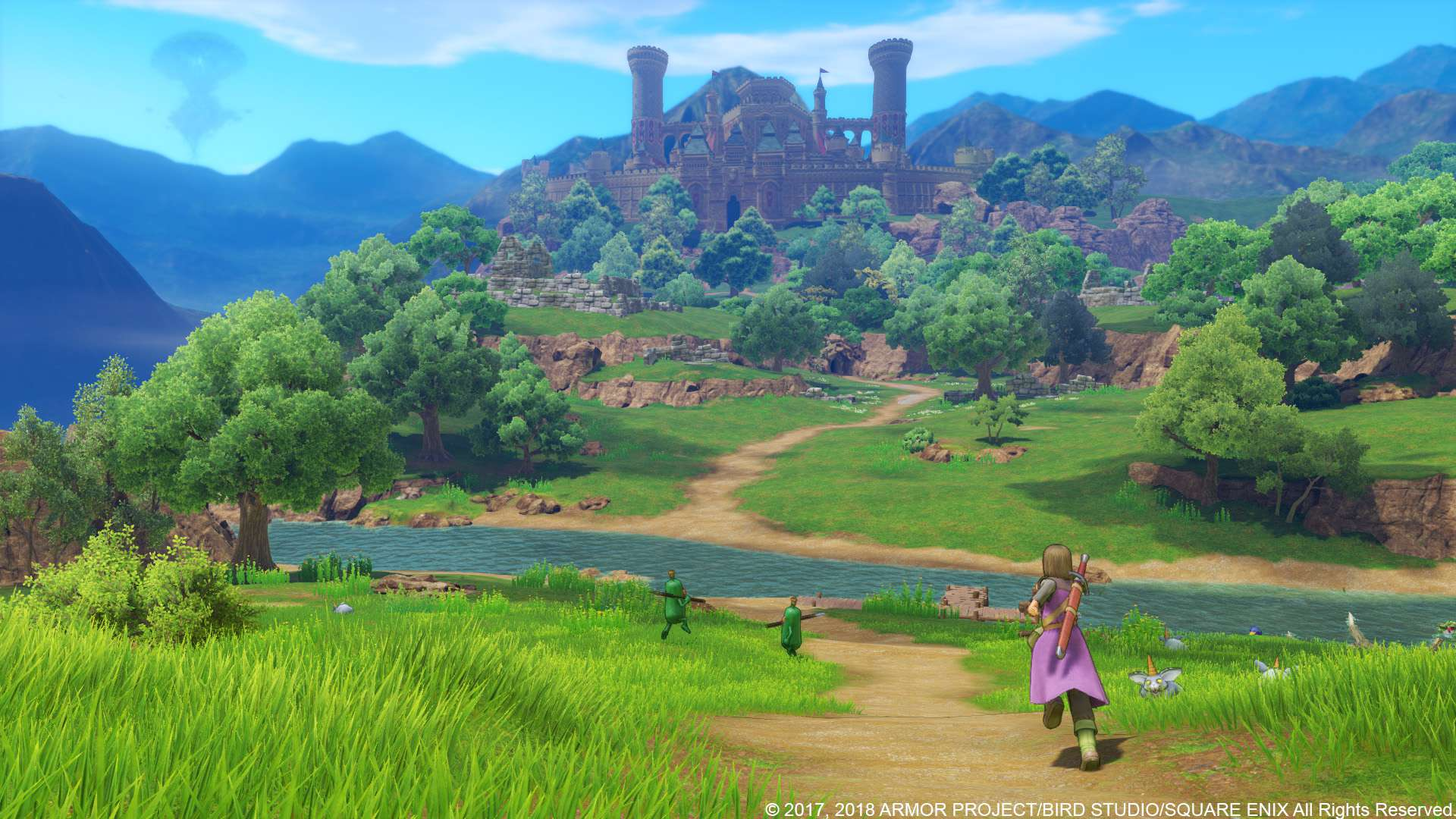 Data premiery Dragon Quest XI znana! #1