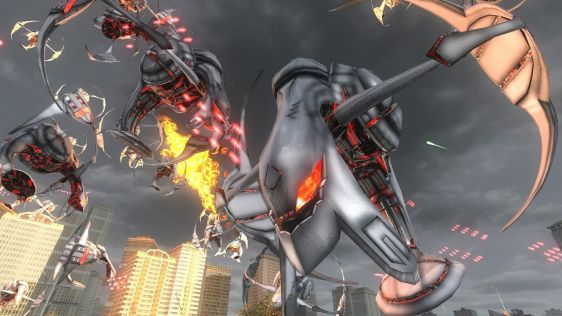 Sporych rozmiarów galeria z Earth Defense Force 4.1: The Shadow of New Despair #29