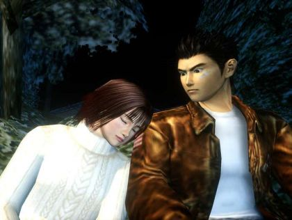 Shenmue 1 & 2 HD Collection. Pierwsze screeny 1080p z PS4 #6
