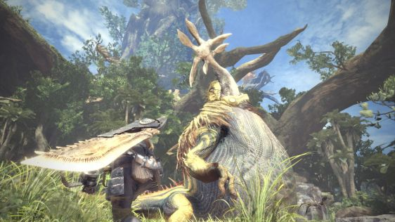 Monster Hunter World trafi na PlayStation 4 #7
