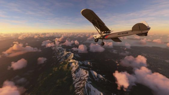 Microsoft Flight Simulator #5