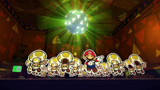 Paper Mario: The Origami King screen 10