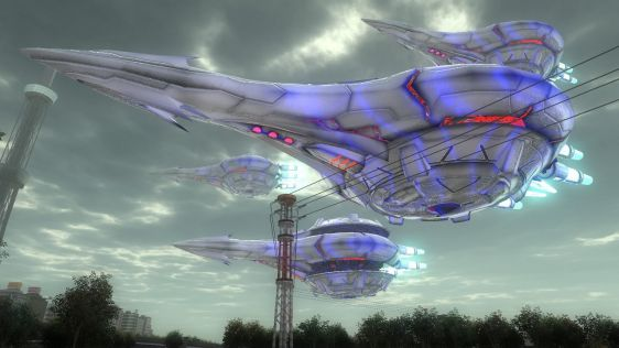 Sporych rozmiarów galeria z Earth Defense Force 4.1: The Shadow of New Despair #43