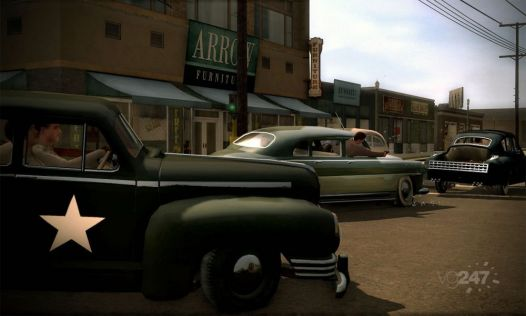 Ostre sceny w L.A. Noire #10