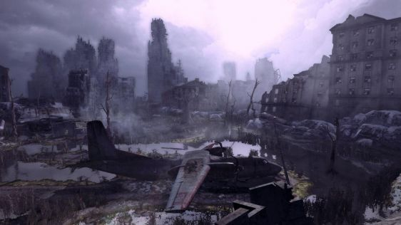 Trochę screenów z Metro: Last Light #10