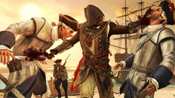 Nowa galeria z pierwszego dodatku do Assassin's Creed IV: Black Flag #1