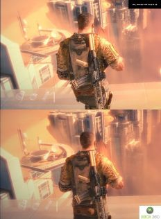 Demo Spec Ops: The Line. PS3 vs. X360. Fight! #11