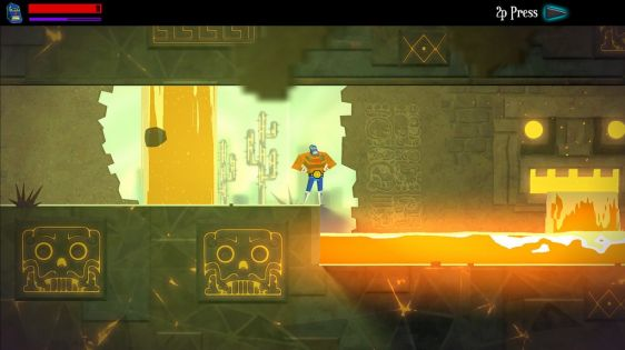 Guacamelee! to nowy tytuł na PS3 i PS Vita #1
