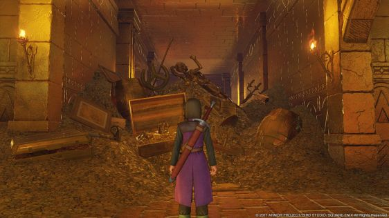 Dragon Quest XI na nowych screenach #16