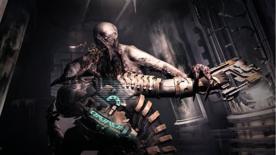 Gameplay Dead Space 2 i data premiery! #1
